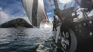 Volvo Ocean Race 2018 - Etappe 6: Nervenkrieg