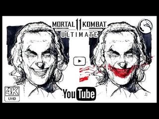 Обзор《The Joker》  Mortal Kombat (11)