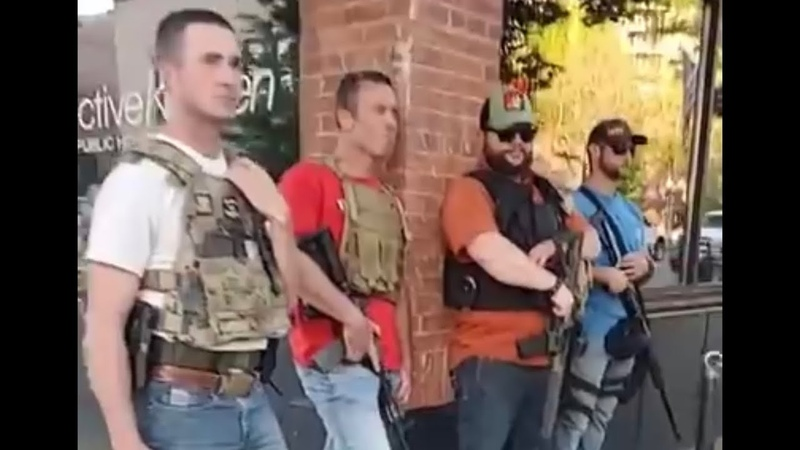 SAFEST ARMED CITY IN AMERICA George Floyd Riots