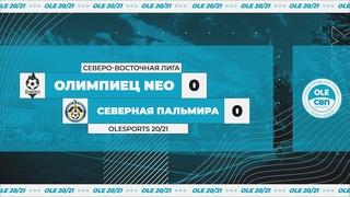 Олимпиец NEO - Северная Пальмира 0:0 (XIV сезон)