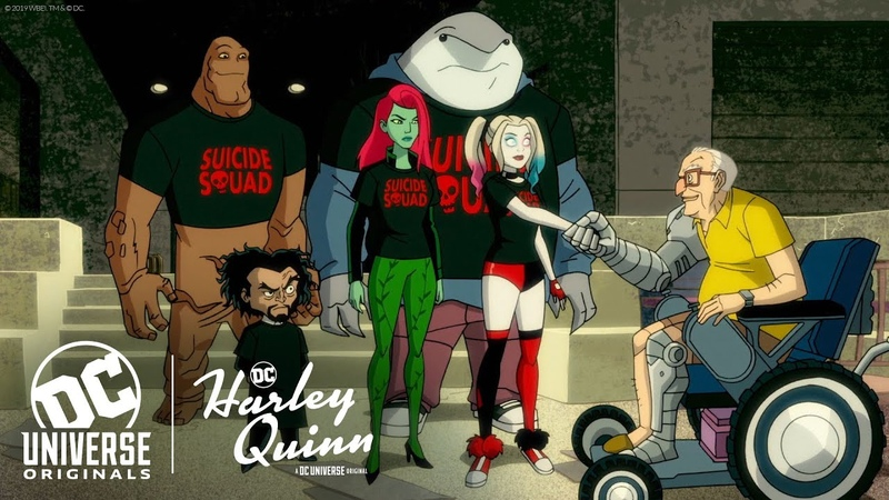 Harley Quinn | Mid-Season Catch Up | Watch on DC Universe | TV-MA