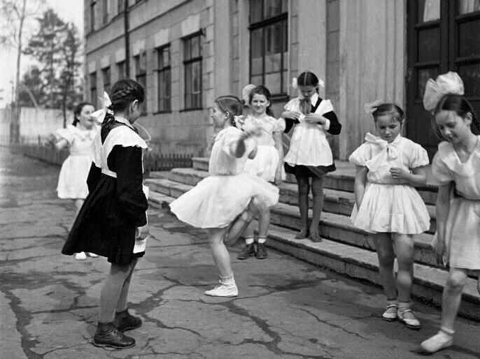 Школьные годы в СССР