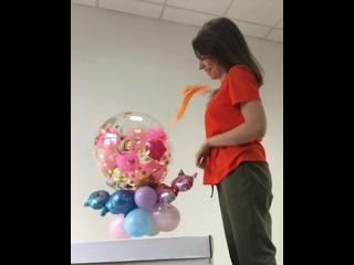 Видео от ➥Гелиевые шары Воздушные шарики Киров |Доставка