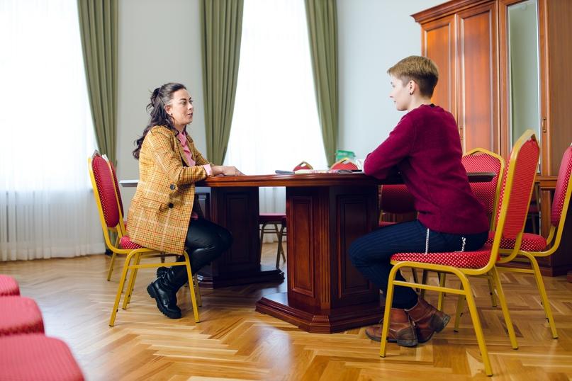 «Разработка коллекции довольно трудоемкий процесс, - рассказывает Анна Торгунакова.