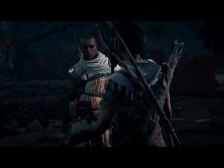 Assassin's Creed Origins — Все сюжетные ролики [Русская Озвучка] Игрофильм [iQ9ZegBVqw0]