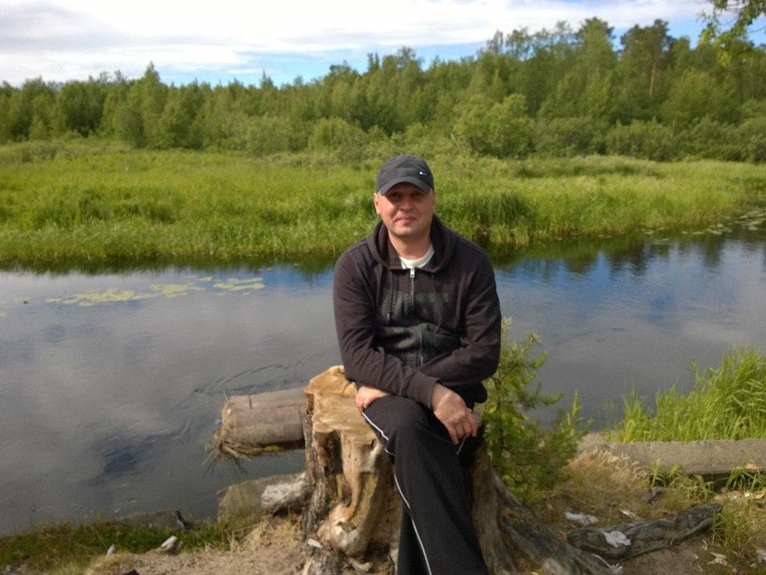 Vladimir, 43, Severodvinsk