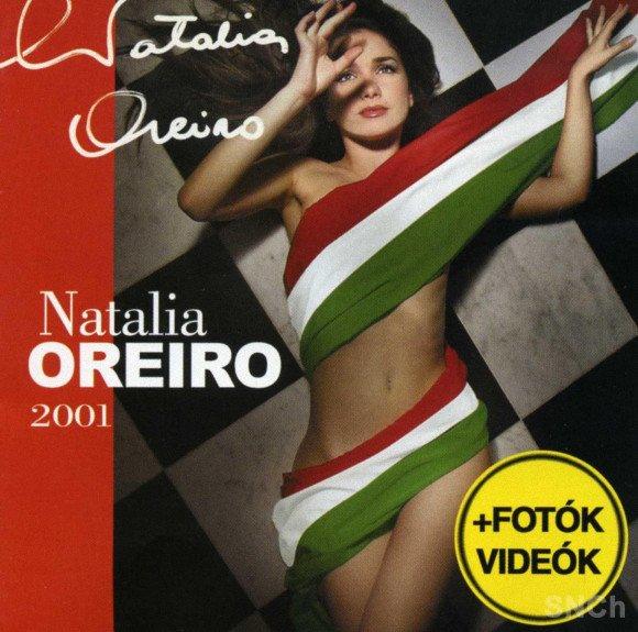 Natalia Oreiro album 2001