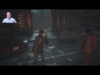 [AndyFy] ОБКЕКАКАТЬСЯ! ПЕРВЫЙ РАЗ В Resident Evil 2 Remake #1