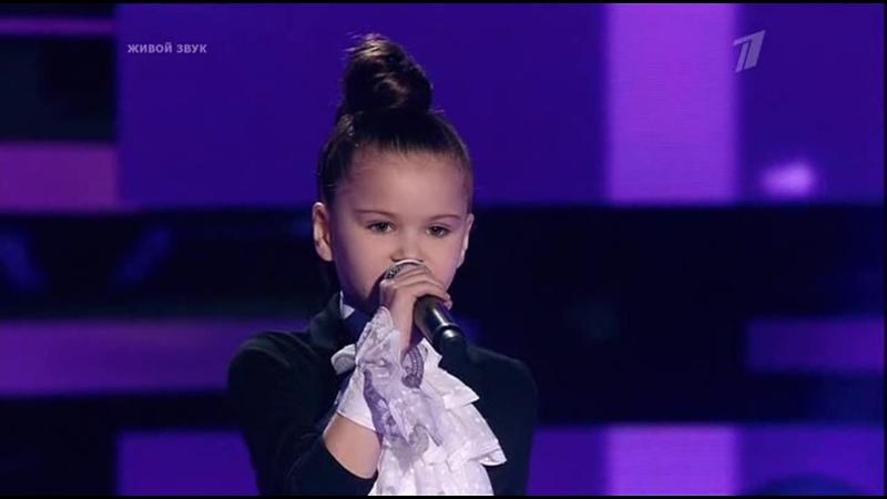 Маргарита Бавская Ангелы в танце Голос Дети 05 03 2021