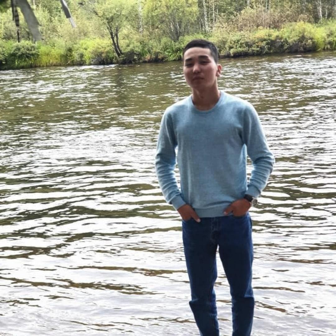 Erdem, 19, Sanaga