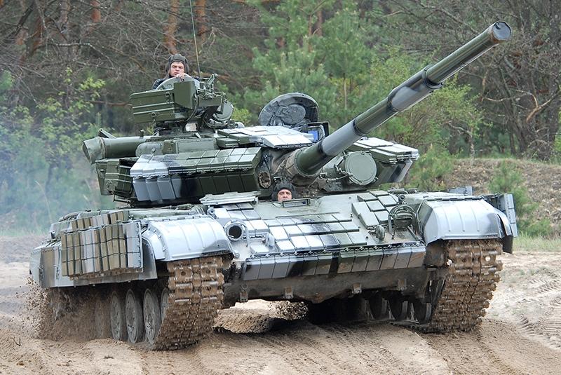 ТАНК Т-64, изображение №1