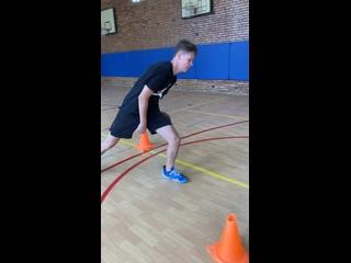 Video by Basketball clinic Samara. Школа Баскетбола