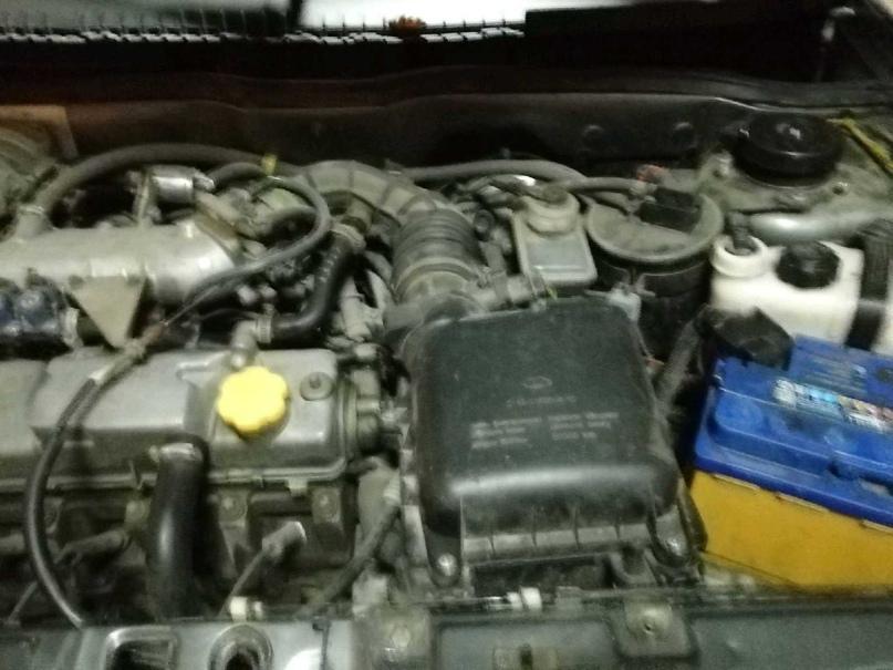 ВАЗ 2114 Samara 1.5МТ, 2005, 178000км Двигатель   Объявления Орска и Новотроицка №16984