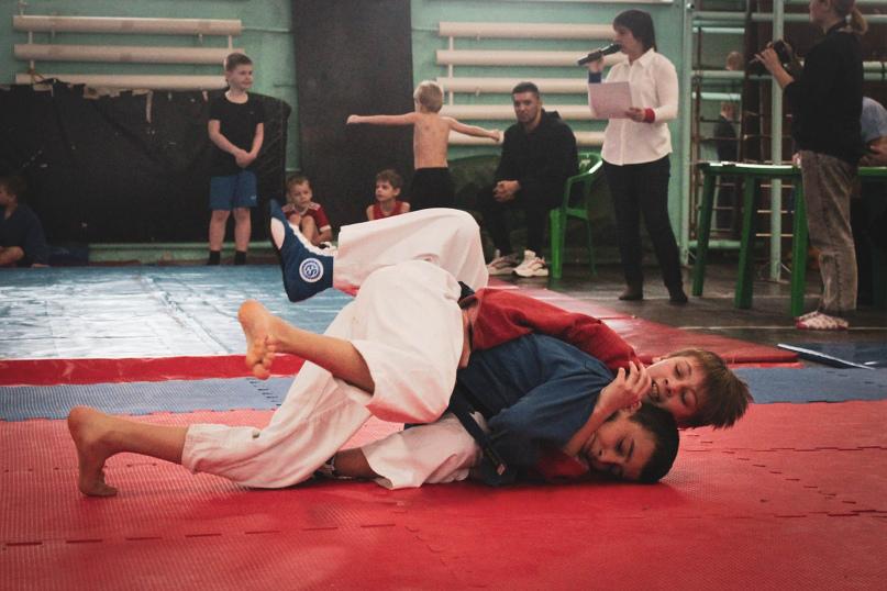 В Нижнем Новгороде прошёл открытый турнир по восточным боевым единоборствам в дисциплине Вьет Во Дао, изображение №4