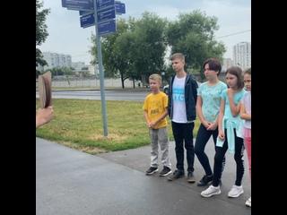 Установка светофора на пересечении Задонского проезда и улицы Красный луг