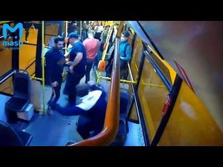 Кипеш в троллейбусе