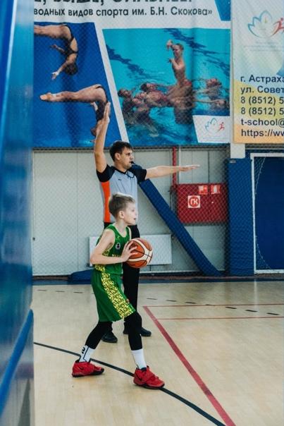 БаскетДом-2 vs Тимирязевская-1