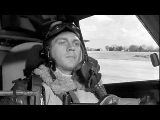 Любовник войны / The War Lover (1962)ᴴᴰ