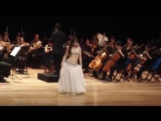 Sasha Holtz - 'In a Persian Market' _ dança do ventre _ belly dance 705