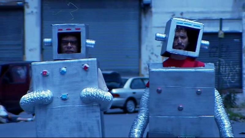 Летучиe конкорды Роботы
