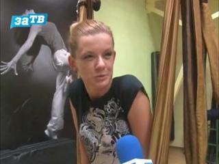 AntiGravity с Юлей Сараевой