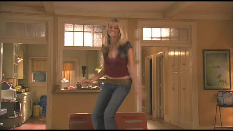 Везунчик Сэм 1x05 Лиззи танцует