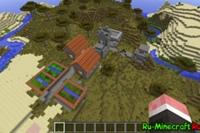 мод на деревню для майнкрафт 1.7.10 #8
