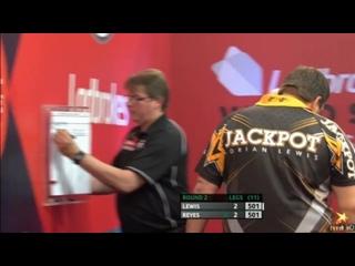 Adrian Lewis vs Cristo Reyes (PDC World Series of Darts Finals 2016 / Round 2)