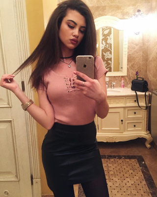 Диана Алиева фотография #3