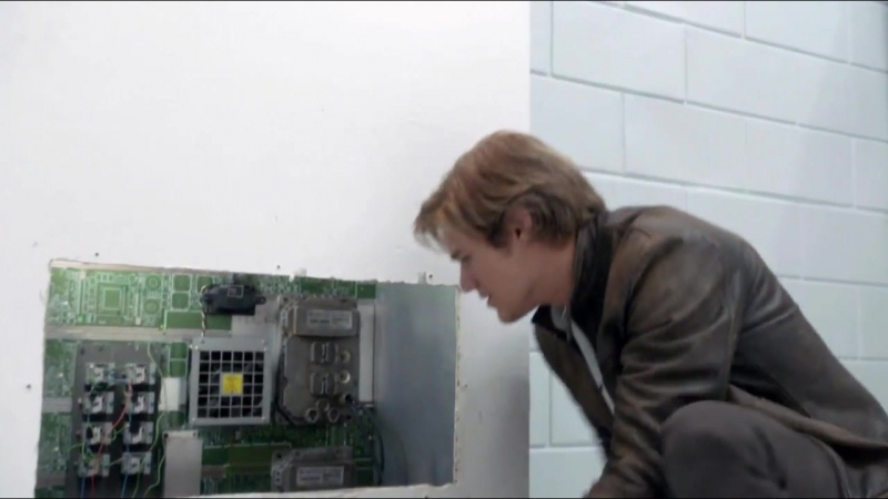МакГайвер MacGyver 1 сезон 11 серия Промо Scissors HD