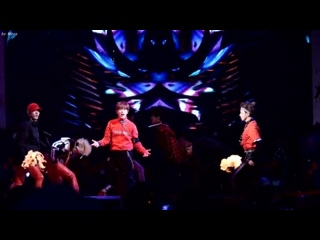 [FANCAM] 161223 NCT 127 - & Fire Truck @ 2016 Sinchon X'mas Festival