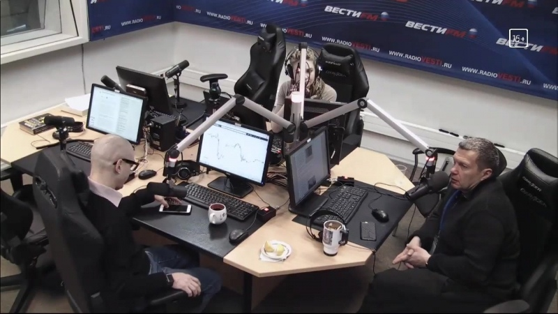 Владимир Соловьев про армян 25 04 2017