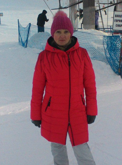 Оксана Бовш