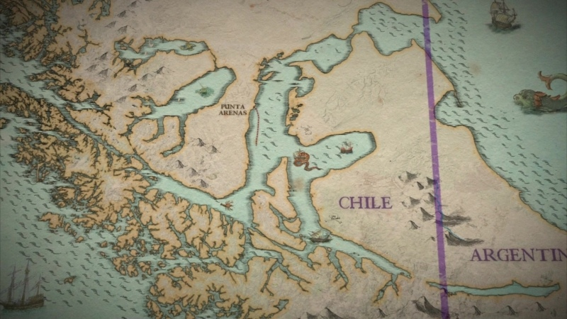 Top Gear Patagonia Special Part 2 2014