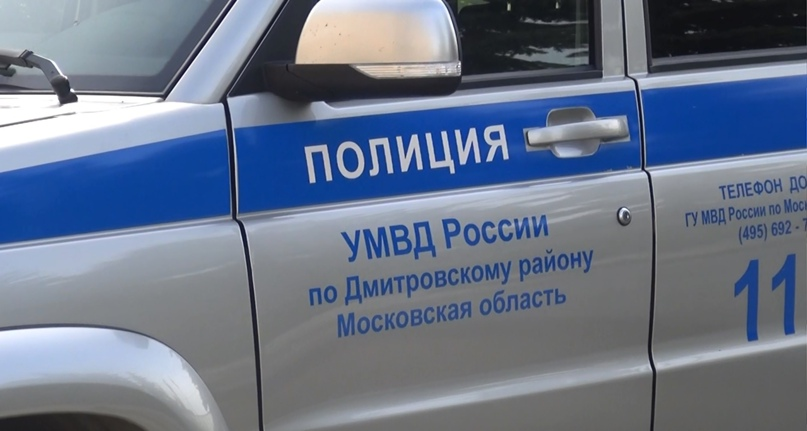Полицейские Дмитровского г.о. задержали подозреваемого в серии краж из магазинов