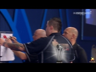 James Wade vs Michael Smith (PDC World Darts Championship 2017 / Round 3)