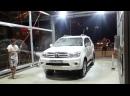 Toyota Fortuner АКТИВНАЯ ПЕНА на АНТИМОШКУ