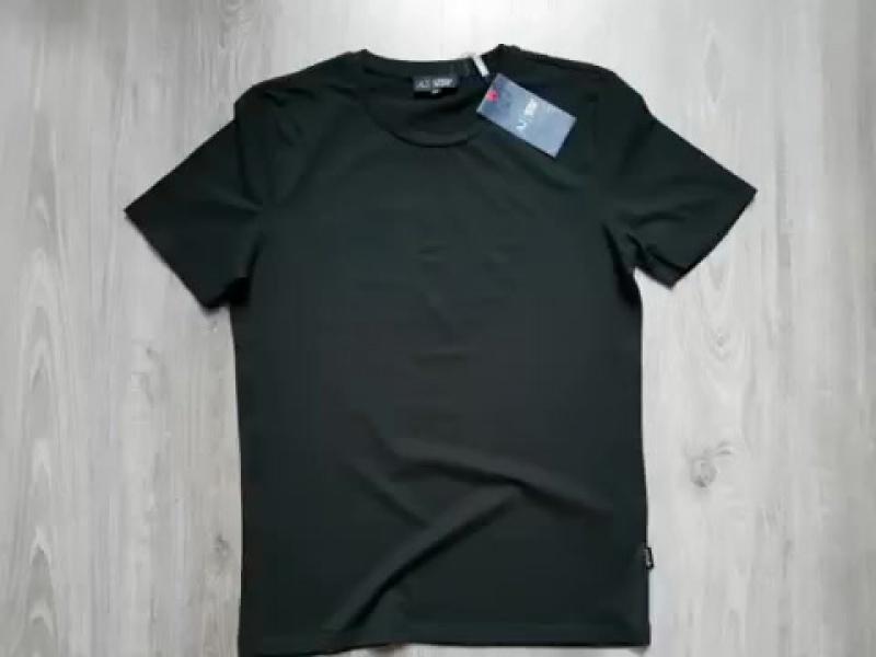 Обзор футболки Armani LSK