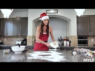 Sofie Marie – Jingle Balls Jingle Balls [MYLF. Blowjob, Christmas Porn, Mature, MILF, Small Tits]