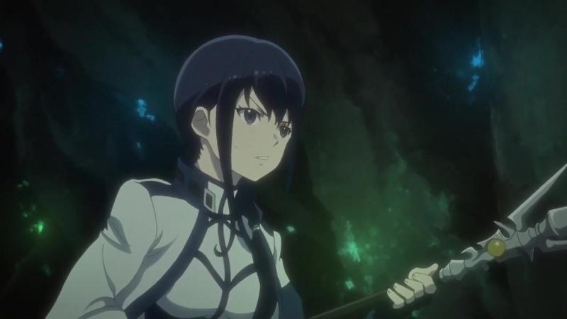 аниме 12 серия Гримгал пепла и иллюзий