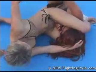 Fightingstyle 57 - Hera vs Maia