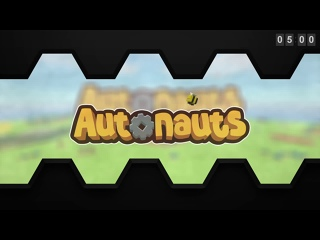 Autonauts - Деление производства на цеха, фермерство и разгон производства уважухи. | Ч.2 |