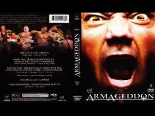มวยปล้ำพากย์ไทย WWE Armageddon 2005 Part 2 ครับ พี่น้อง เครดิตไฟล์ กลุ่มมวยปล้ำพากย์ไทย