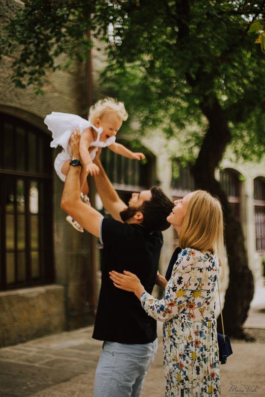 Семейная фотосессия в Алупке - Фотограф MaryVish.ru