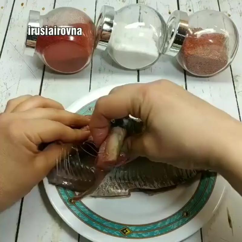 Закуска Новогодняя селедочка