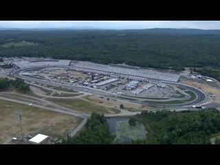 Chopper camera - New Hampshire - Round 20 - 2020 NASCAR Cup Series