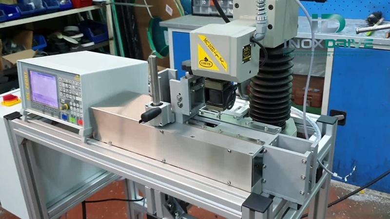 Система для маркировки металлических шильдиков
