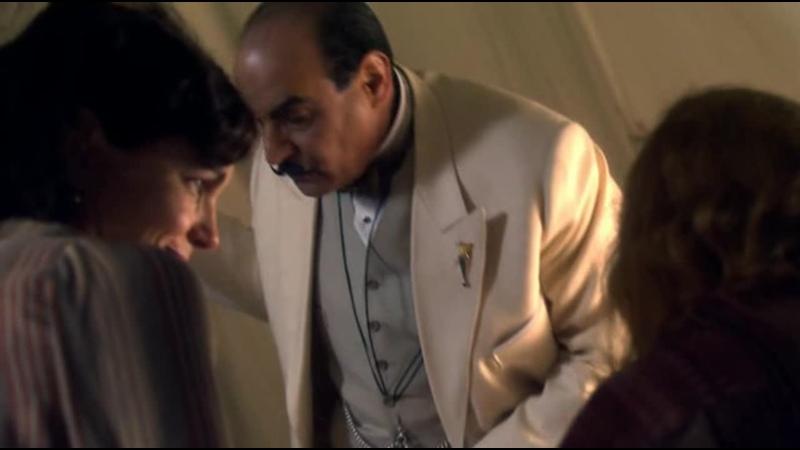 Пуаро Агаты Кристи 11 сезон 4 серия Свидание со смертью 2008
