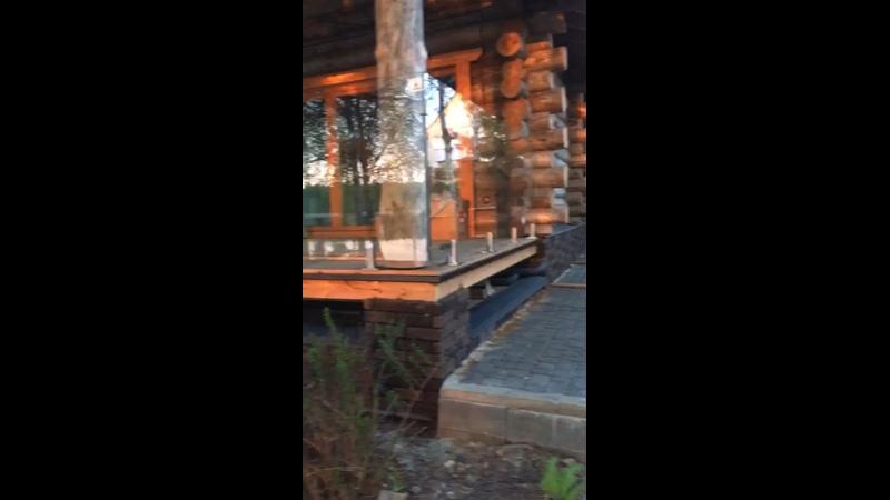 Стеклянные ограждения из закаленного стекла
