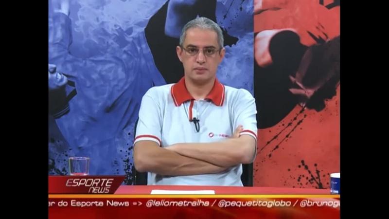 Lélio Surtado 44 Renata Fan e Denilsonshow